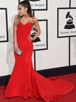 Ariana Grande - The 58th GRAMMY Awards in LA