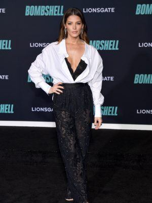 "Ashley Greene - Special Screening of Liongate's ""Bombshell"" in Westwood"