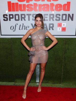 Brooks Nader at Sports Illustrated Sportsperson Of The Year 2019 in NYC