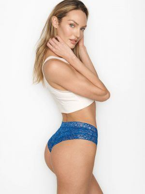 Candice Swanepoel in Victoria's Secret Lingerie Photoshoot - December 2019