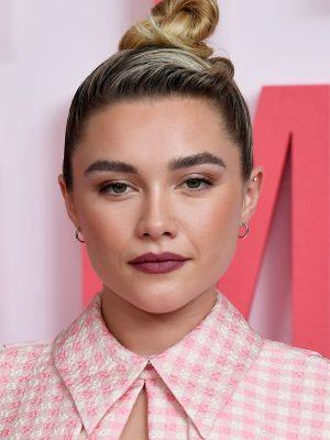 Florence Pugh at the Screening of 'Little Women' in London