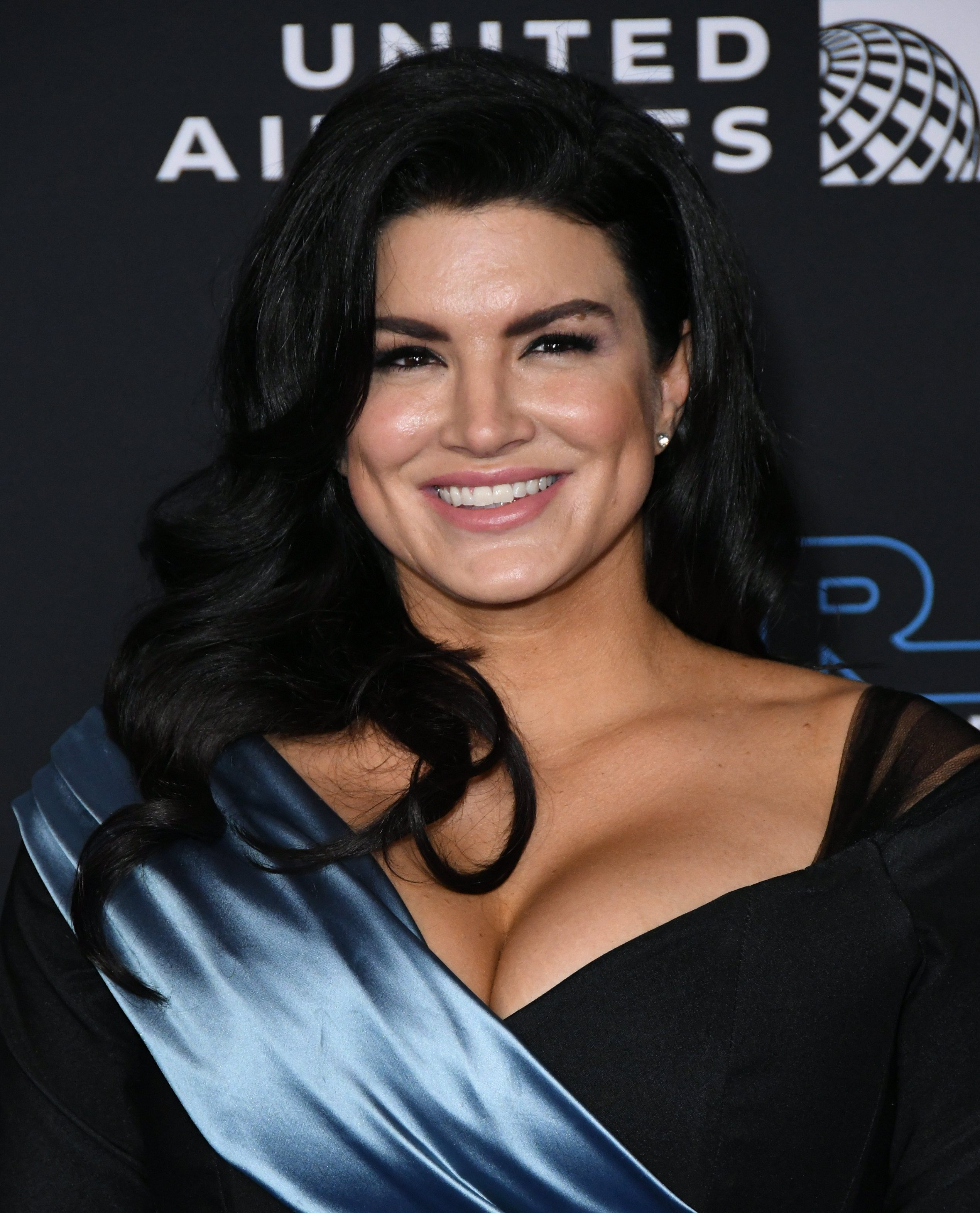 """Gina Carano at Premiere of Disney's """"Star Wars: The Rise Of Skywalker"""" in Hollywood"""