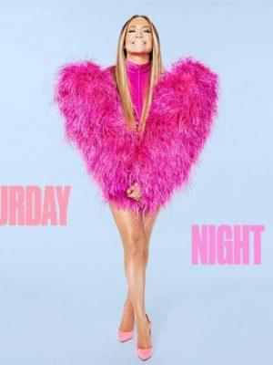 Jennifer Lopez at Saturday Night Live – December 2019 Promos