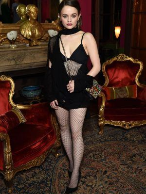 Joey King at Christian Louboutin & Laura Brown Celebrate The Debut Of The 'ELISA' in LA