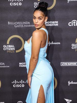 Jorja Smith Attends the Global Citizen Prize at the Royal Albert Hall in London