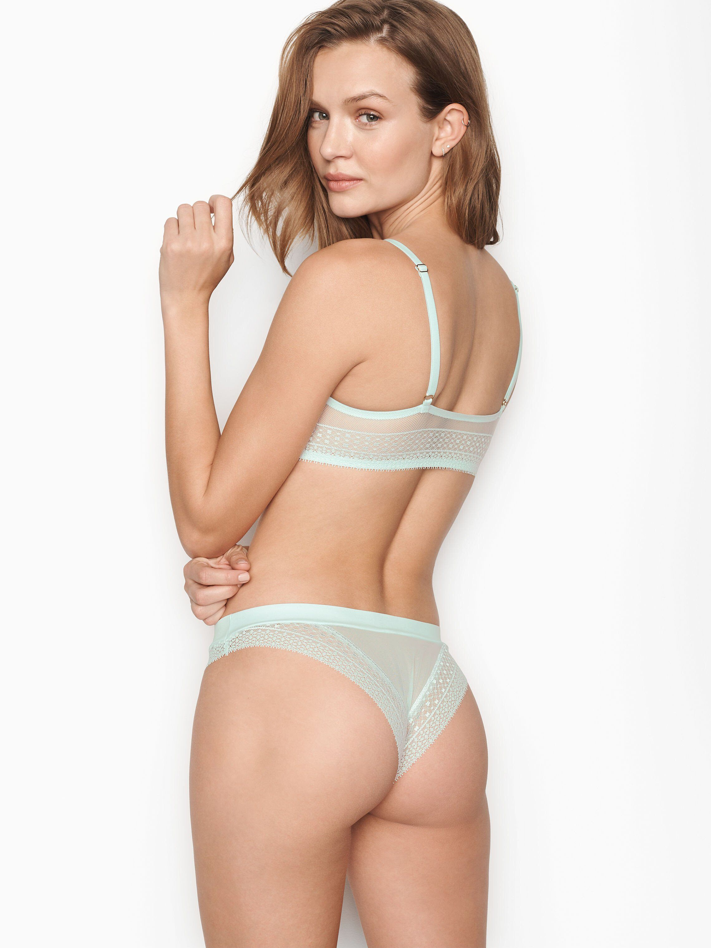 Josephine Skriver in Victoria's Secret Photoshoot - December 2019