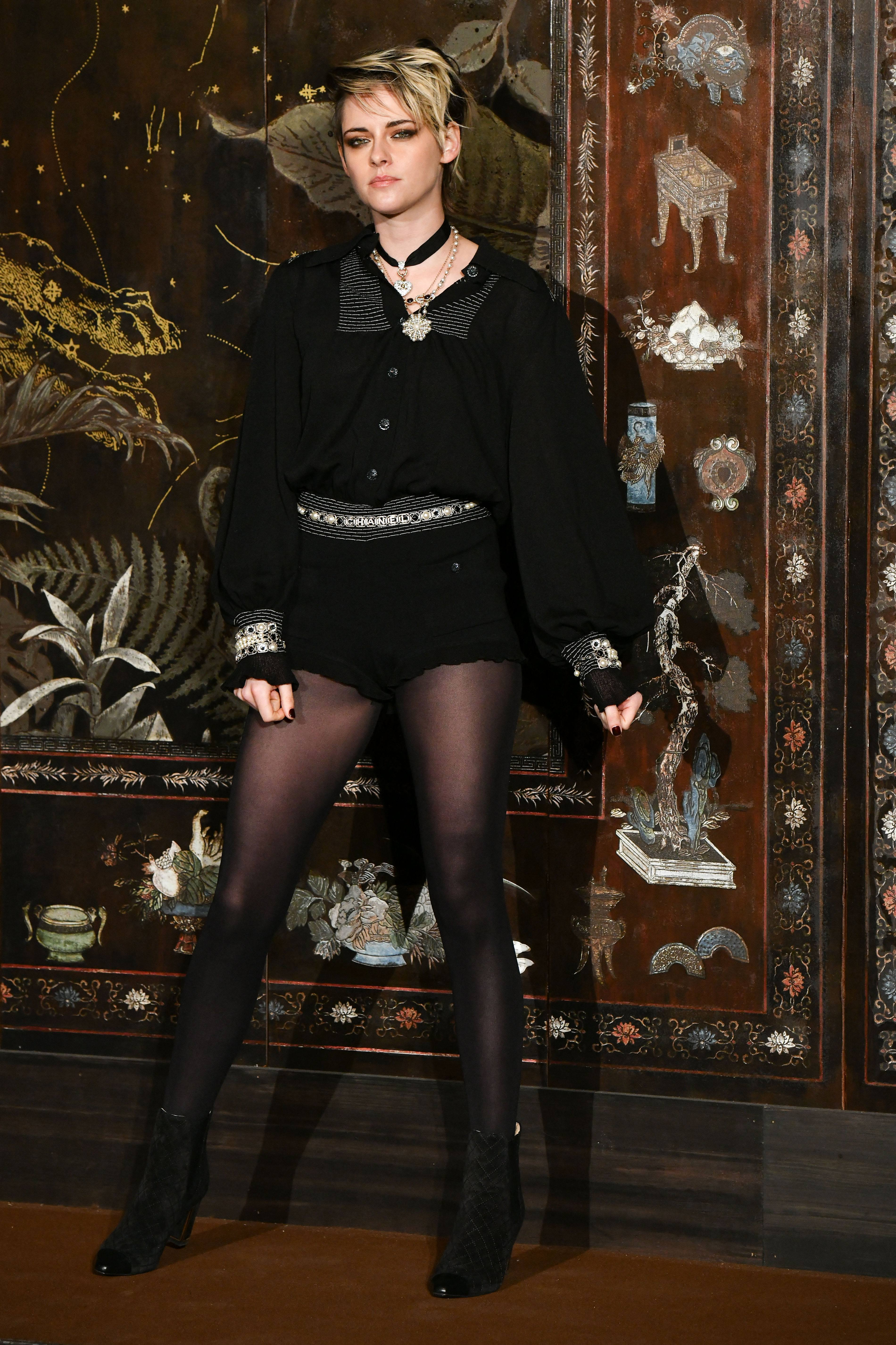 Kristen Stewart at Chanel Metiers d'art 2019-2020 Show in Paris