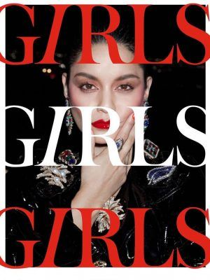 Vanessa Hudgens for Girls. Girls. Girls. Magazine - January 2020