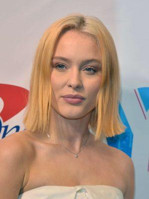 Zara Larsson at Y100 Jingle Ball at BB&T Center in Sunrise