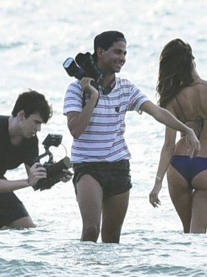 Alessandra Ambrosio Ass in Bikini for Photoshoot in Florianopolis