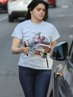 Ariel Winter Leaving an Acting Class in Los Angeles