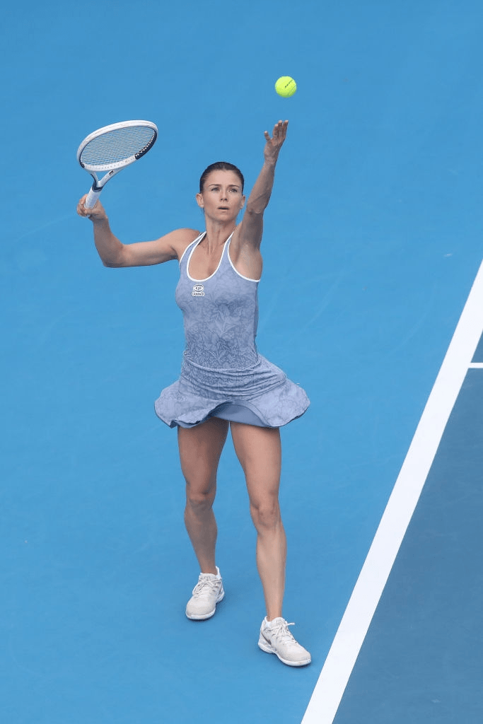 Camila Giorgi - 2020 Women's ASB Classic Day 2 in Auckland, New Zealand