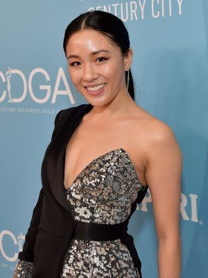 Constance Wu at 22nd Costume Designers Guild Awards in Beverly Hills