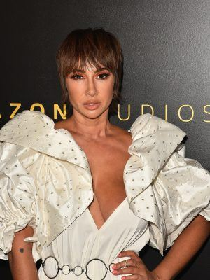 Jackie Cruz at Amazon Studios Golden Globes After Party in Beverly Hills