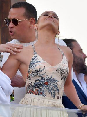 Jennifer Lopez at Pegasus World Cup In Hallandale