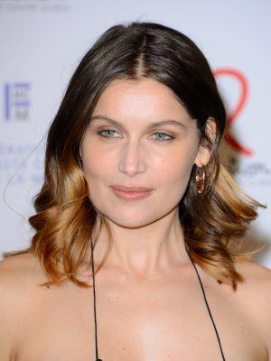 Laetitia Casta at 18th Fashion Dinner for AIDS Sidaction Association
