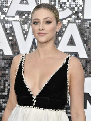Lili Reinhart at 26th Annual Screen Actors Guild Awards in Los Angeles