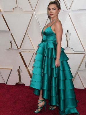 Florence Pugh at 92nd Annual Academy Awards in Hollywood