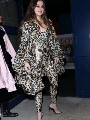 Hailee Steinfeld in LOVE Magazine Party at 2020 London Fashion Week