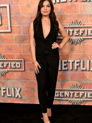 "Isabella Gomez at the Premiere of Netflix's ""Gentefied"" in Los Angeles"