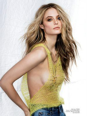 Kate Bock in Maxim Magazine - March/April 2020