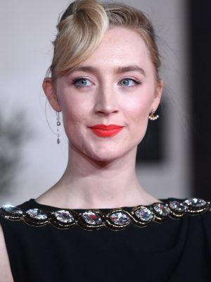 Saoirse Ronan at EE British Academy Film Awards 2020 After Party in London