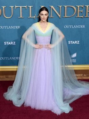 "Sophie Skelton at Starz Premiere Event for ""Outlander"" Season 5 in Los Angeles"