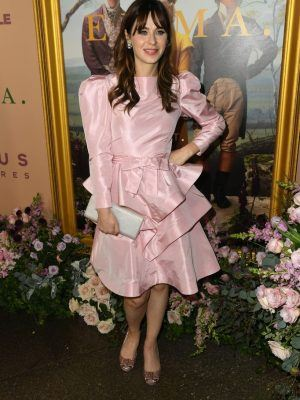 "Zooey Deschanel - Focus Features' ""Emma."" Premiere in Los Angeles"