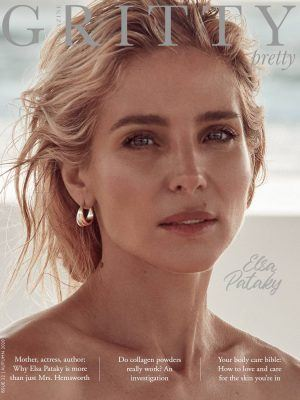 Elsa Pataky Photoshoot at the Beach for Gritty Pretty Magazine - Autumn 2020