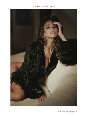 Madalina Ghenea in Maxim Italy Magazine – March/April 2020