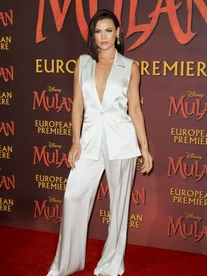 "Sinead Harnett at the Premiere of ""Mulan"" European in London"