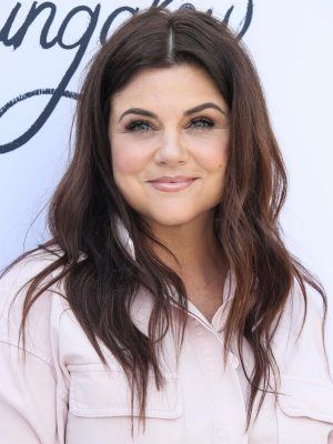 Tiffani Thiessen at The Little Market's International Women's Day Event in Santa Monica