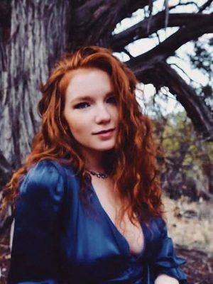 Annalise Basso in 'At twilight' Photoshoot - April 2020