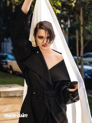 Joey King in Marie Claire Malaysia - April 2020