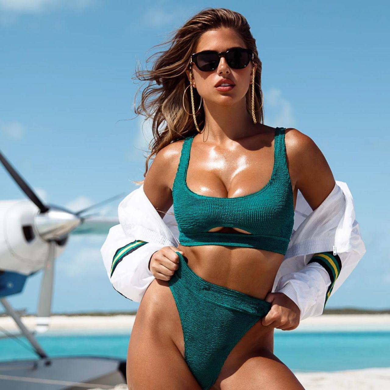 Kara Del Toro in Bikini Photoshoot