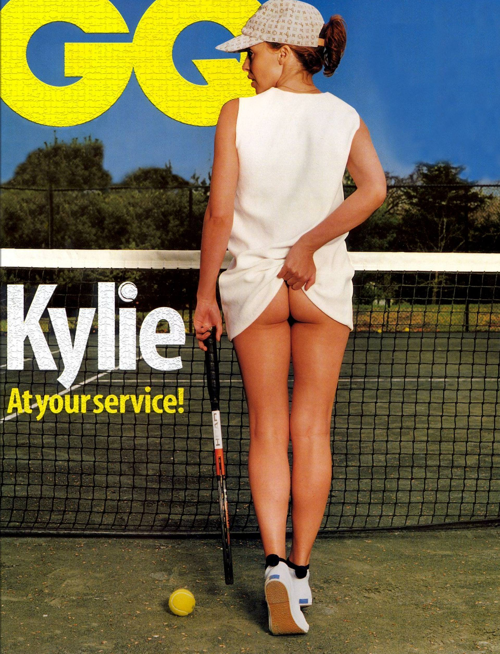 Kylie-Minogue-Ass in-GQ-Magazine-Photoshoot-by-Terry-Richardson-July-2000-3