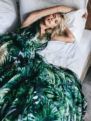 Lena Gercke in Madame 5 Magazine 2020