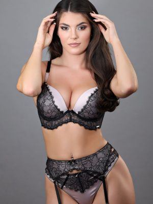 Rebecca Gormley Lingerie Photoshoot