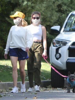Reese Witherspoon and Ava Elizabeth Phillippe Out in Brentwood