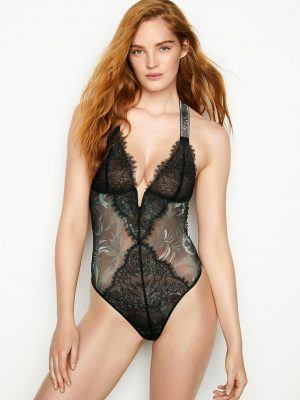 Alexina Graham in Victoria's Secret Photoshoot - May 2020