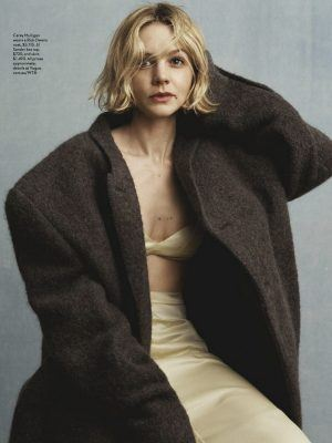Carey Mulligan in Vogue Australia - May 2020