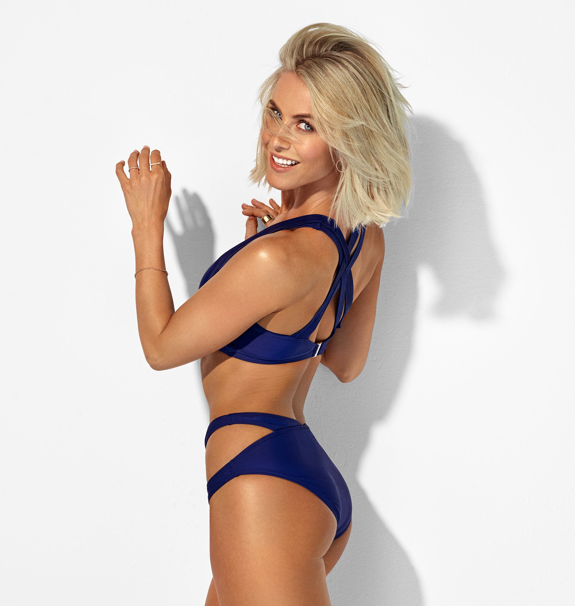 Julianne Hough in Women's Health Magazine - June 2020