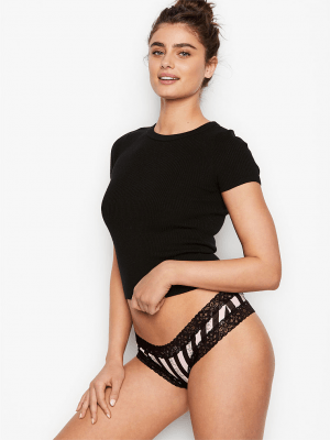 Taylor Marie Hill in Victoria's Secret Photoshoot - July 2020
