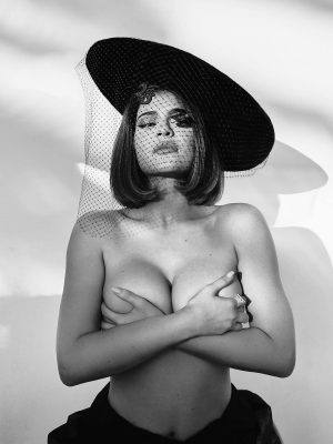Kylie Jenner Boobs Photoshoot