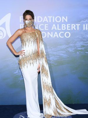 Kate Beckinsale at Monte-Carlo Gala For Planetary Health