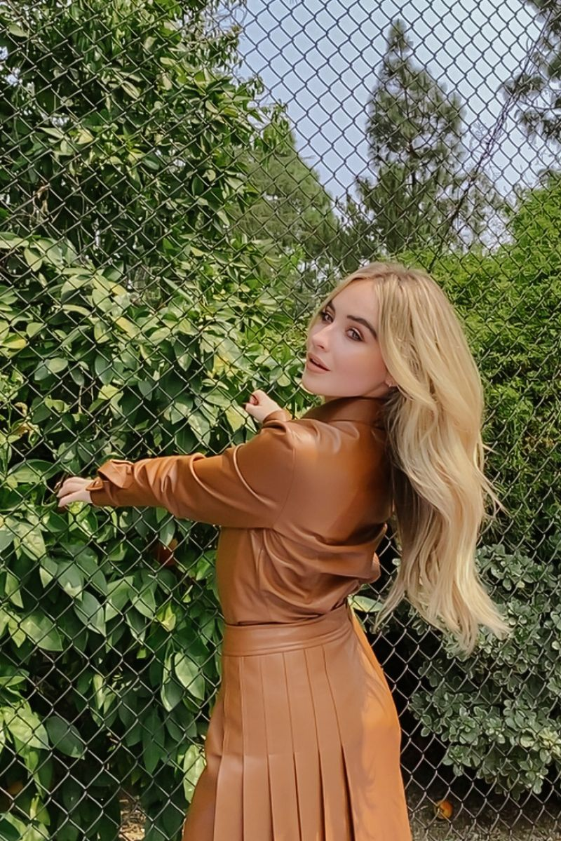 Sabrina Carpenter at CFDA Awards Promo Pics