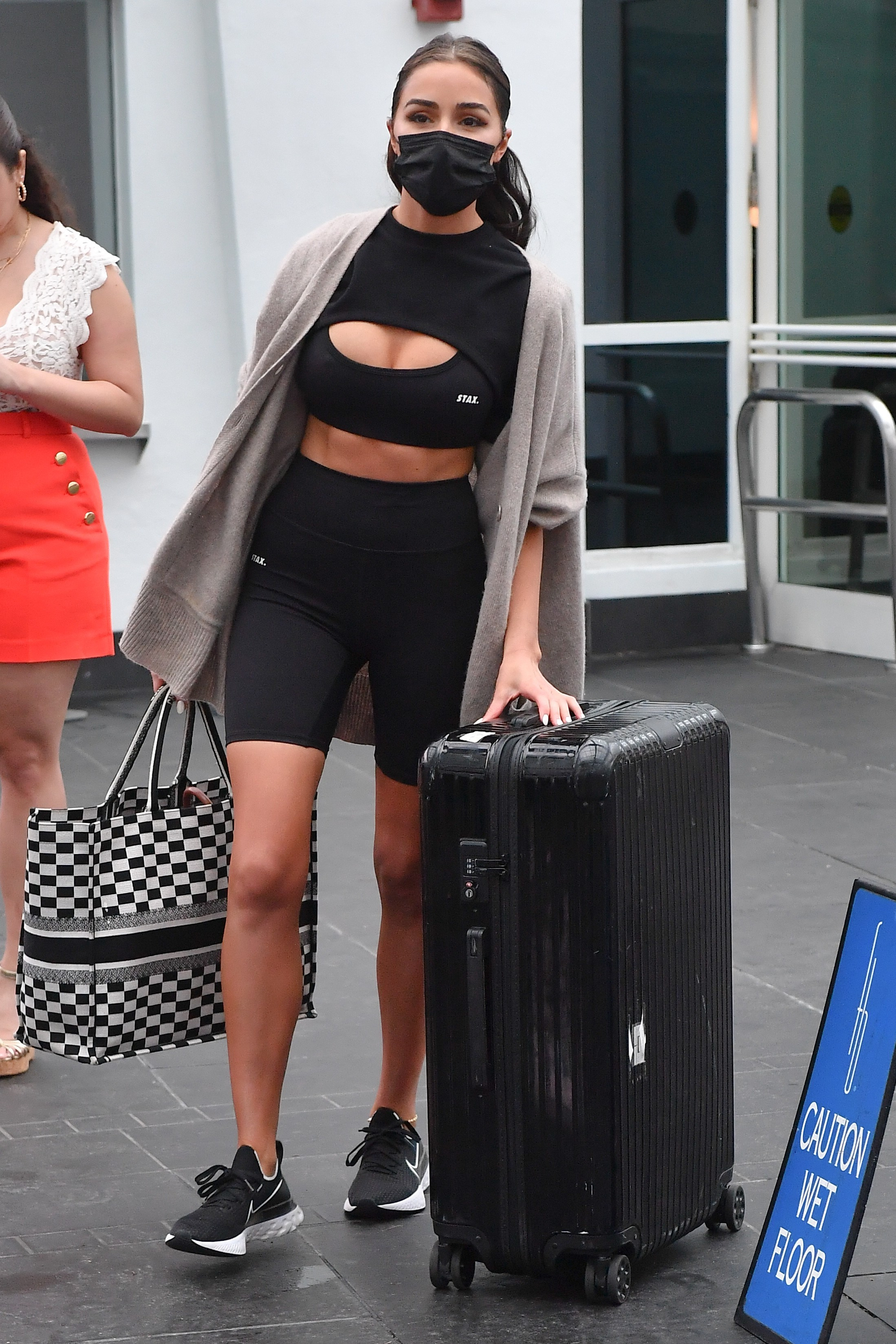 Olivia Culpo Out and About in Miami