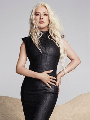 Christina Aguilera in a Beautiful Health Magazine Photoshoot - May 2021