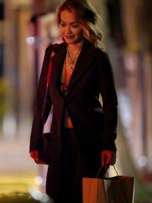 Rita Ora Indulges in some Retail Therapy in Darlinghurst, Sydney