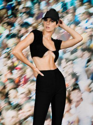 Kendall Jenner Gorgeous in a Photoshoot by Drew Vickers